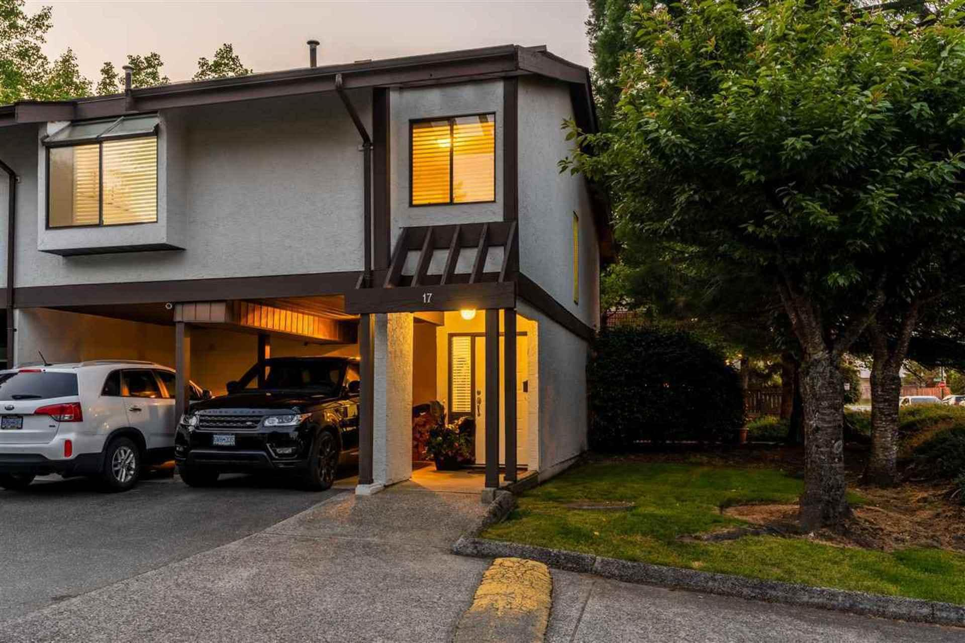 17 - 1184 Inlet Street, New Horizons, Coquitlam