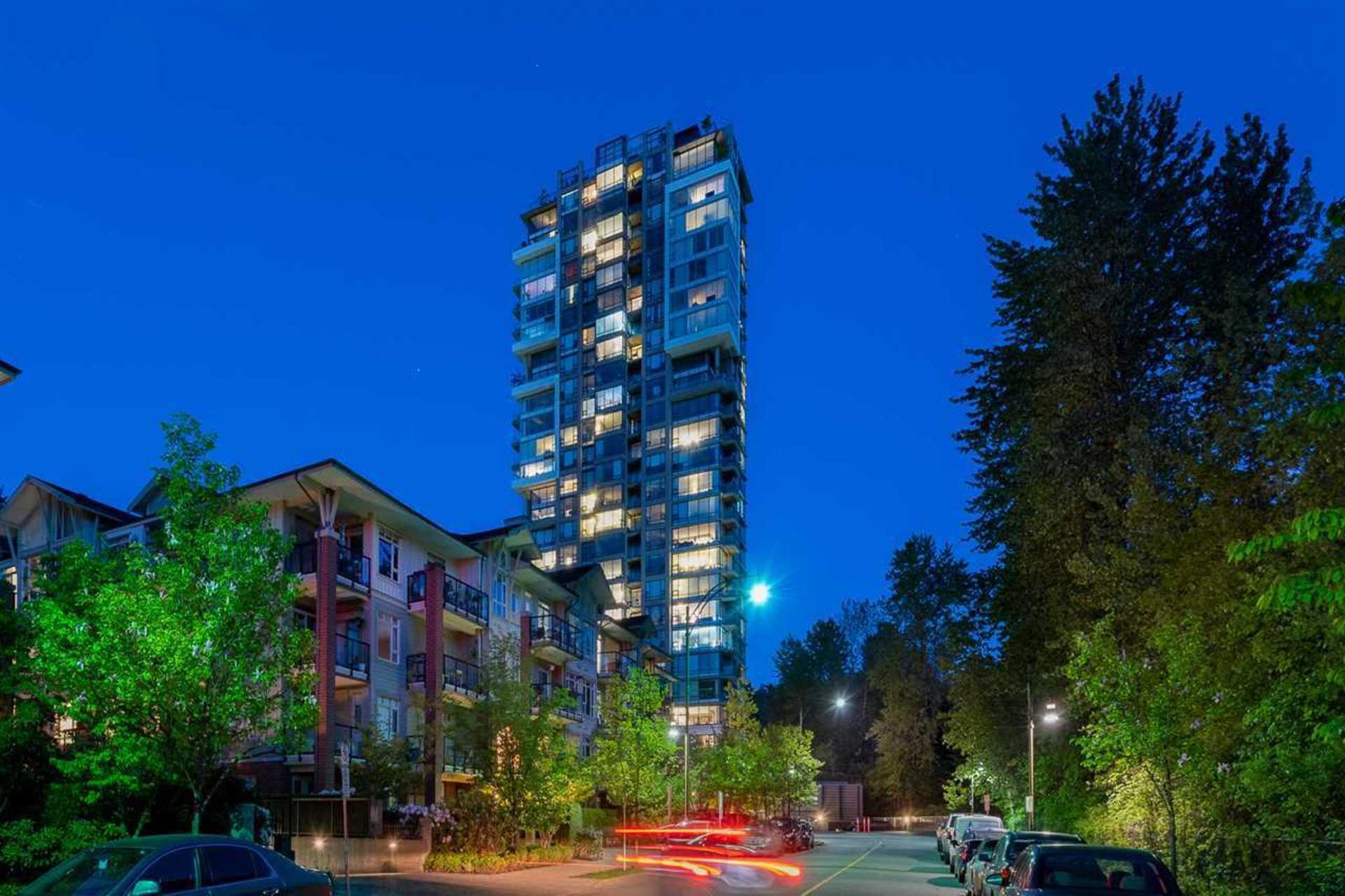 602 - 301 Capilano Road, Port Moody Centre, Port Moody