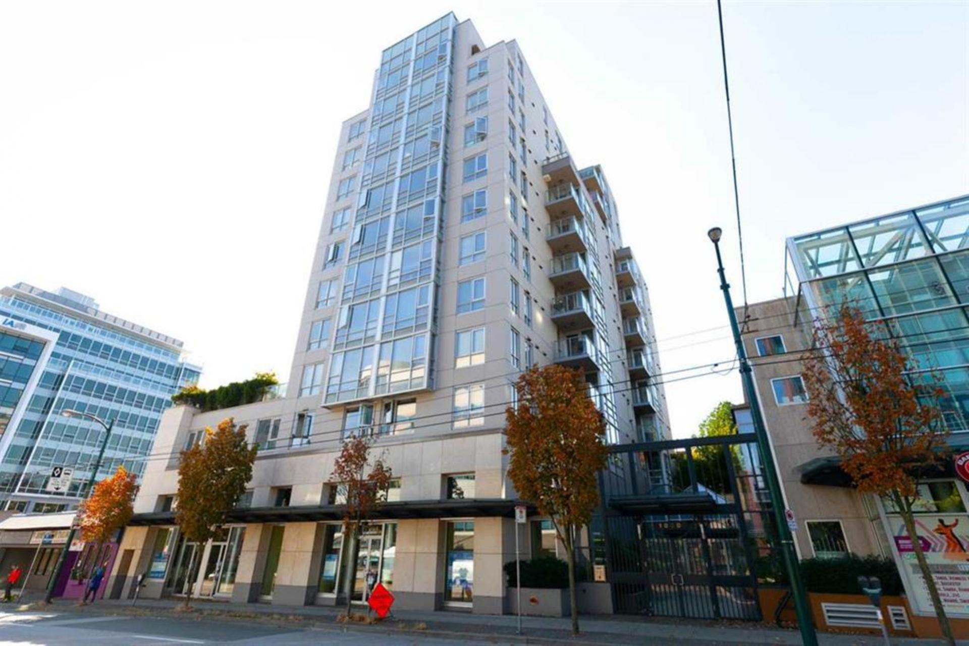 #1005 - 1030 W Broadway, Fairview VW, Vancouver West